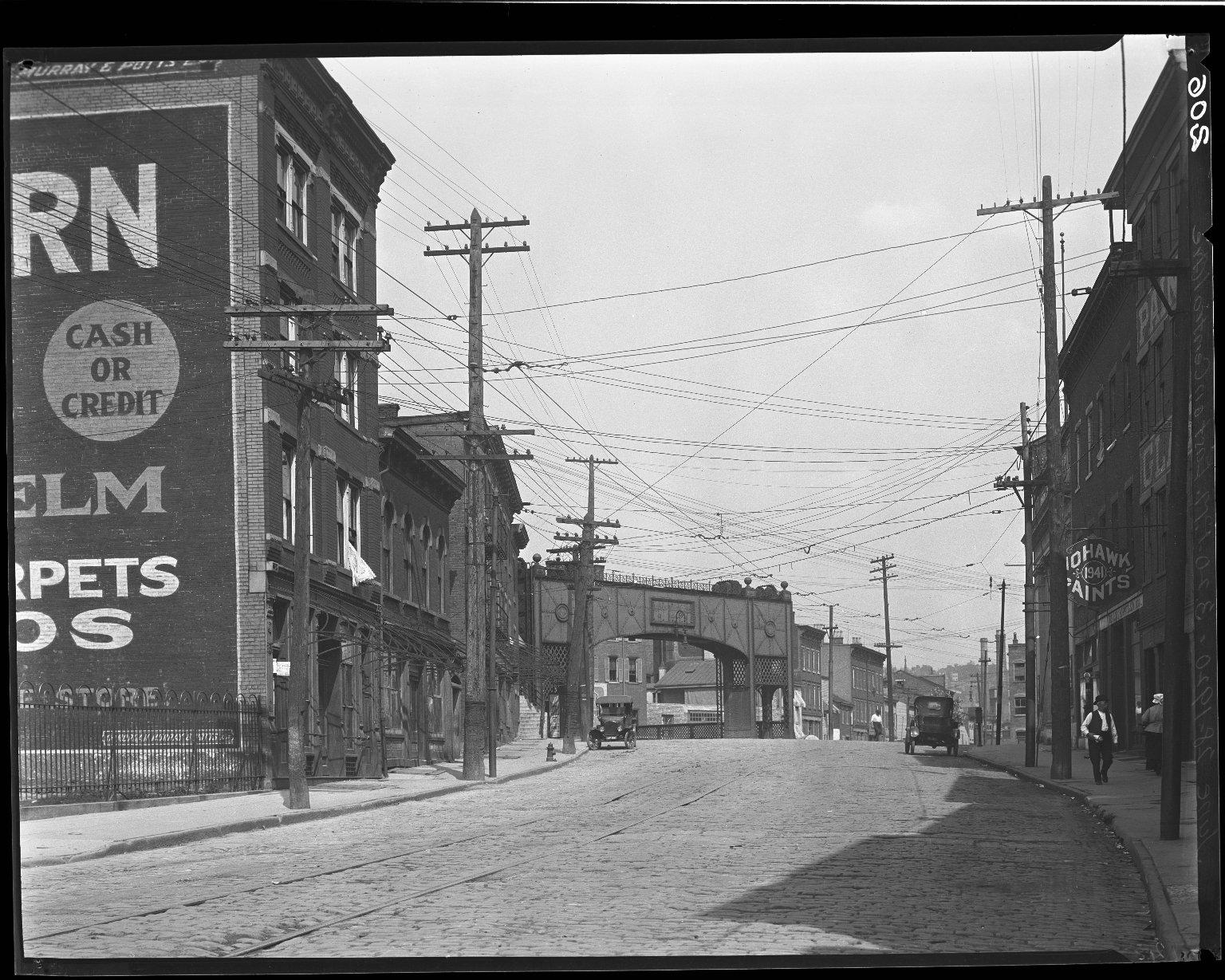 Rapid Transit Photographs -- Box 13, Folder 34 (June 28, 1920 - July 8, 1920) -- negative, 1920-06-28, 3:20 P.M.