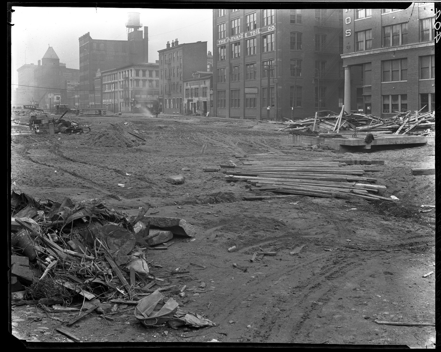 Rapid Transit Photographs -- Box 14, Folder 26 (November 29, 1920) -- negative, 1920-11-29, 2:11 P.M.