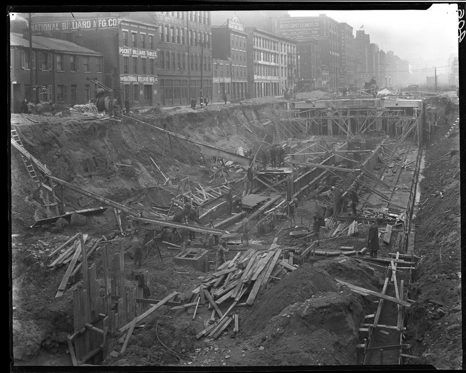Rapid Transit Photographs -- Box 14, Folder 27 (November 29, 1920 - December 9, 1920) -- negative, 1920-11-29, 2:35 P.M.