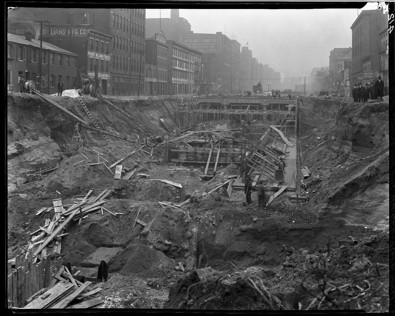 Rapid Transit Photographs -- Box 14, Folder 28 (December 9, 1920 - December 16, 1920) -- negative, 1920-12-09, 2:29 P.M.