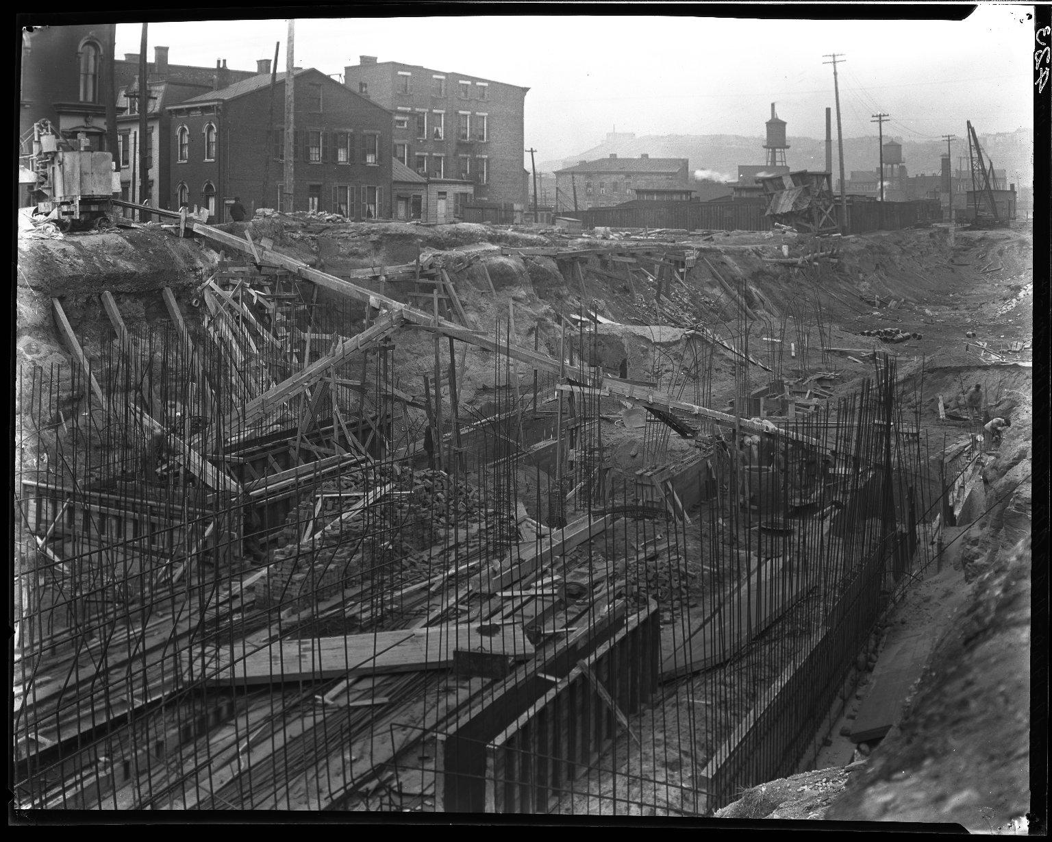 Rapid Transit Photographs -- Box 14, Folder 29 (December 16, 1920 - December 17, 1920) -- negative, 1920-12-17, 11:44 A.M.