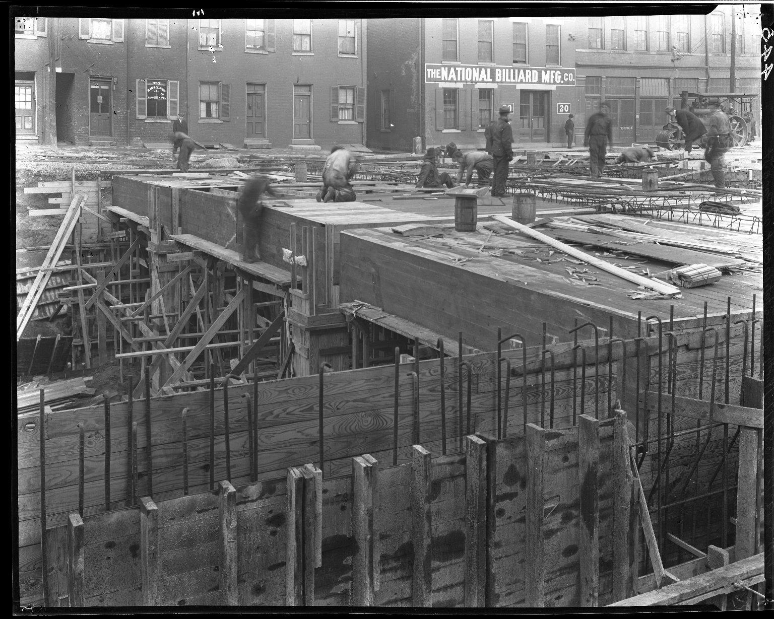 Rapid Transit Photographs -- Box 14, Folder 31 (January 2, 1921 - January 5, 1921) -- negative, 1921-01-05, 11:35 A.M.