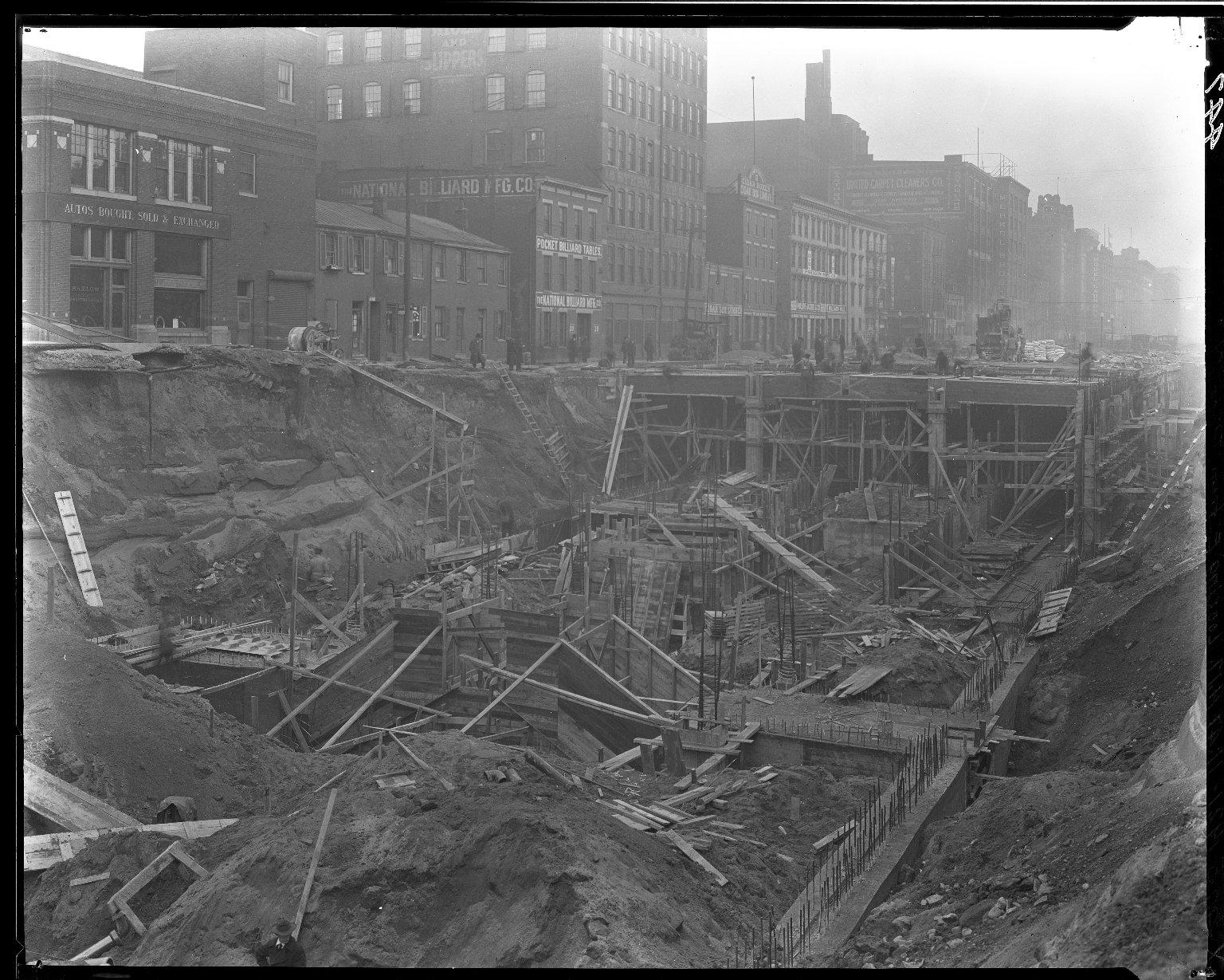 Rapid Transit Photographs -- Box 14, Folder 32 (January 5, 1921) -- negative, 1921-01-05, 11:47 A.M.