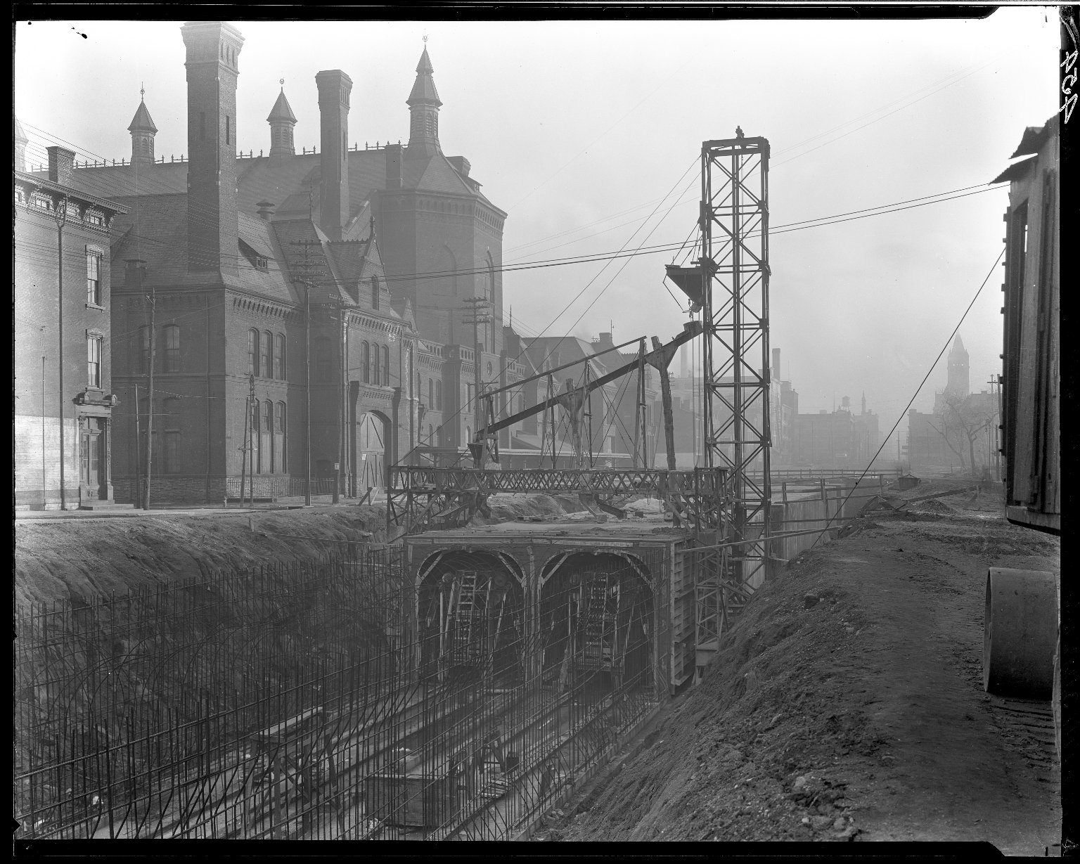 Rapid Transit Photographs -- Box 14, Folder 33 (January 5, 1921 - January 12, 1921) -- negative, 1921-01-05, 3:12 P.M.