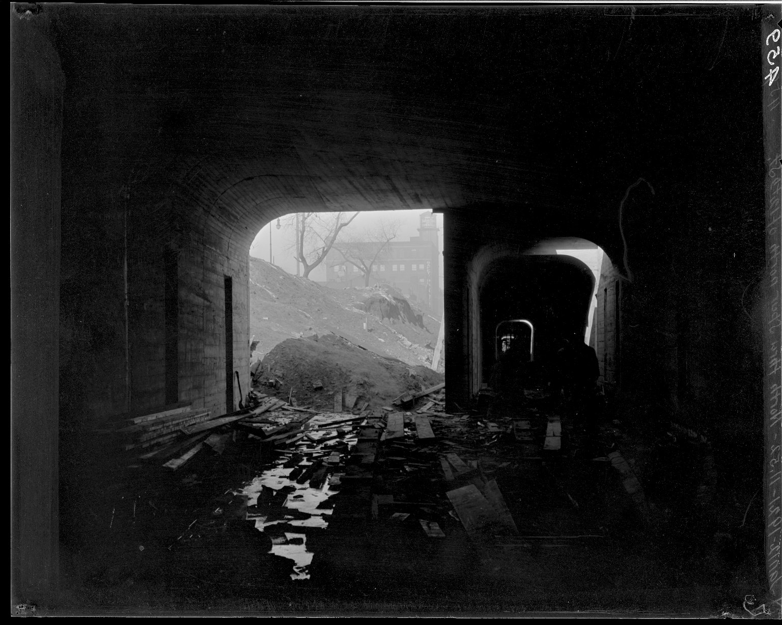 Rapid Transit Photographs -- Box 14, Folder 34 (January 12, 1921 - January 24, 1921) -- negative, 1921-01-12, 11:52 A.M.