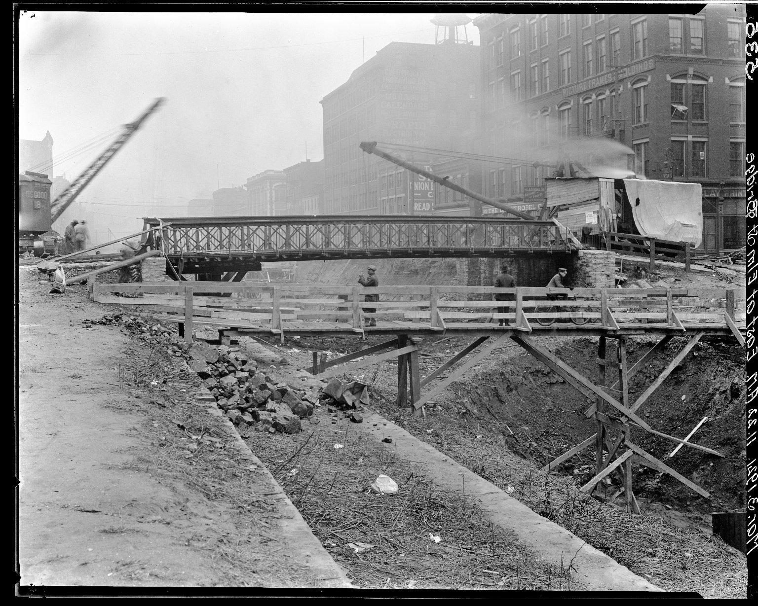 Rapid Transit Photographs -- Box 14, Folder 45 (March 3, 1921) -- negative, 1921-03-03, 11:22 A.M.