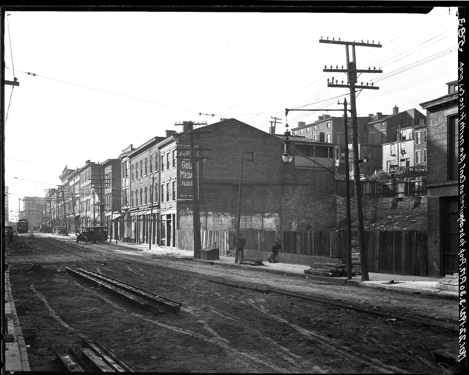 Rapid Transit Photographs -- Box 15, Folder 04 (March 22, 1921) -- negative, 1921-03-22, 3:30 P.M.