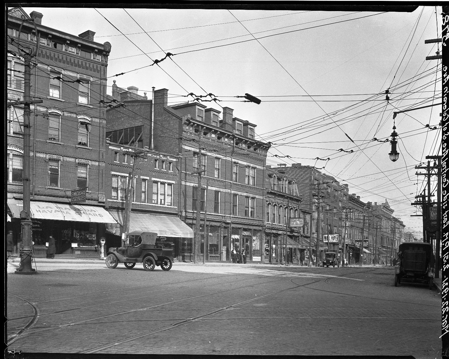 Rapid Transit Photographs -- Box 15, Folder 04 (March 22, 1921) -- negative, 1921-03-22, 2:51 P.M.