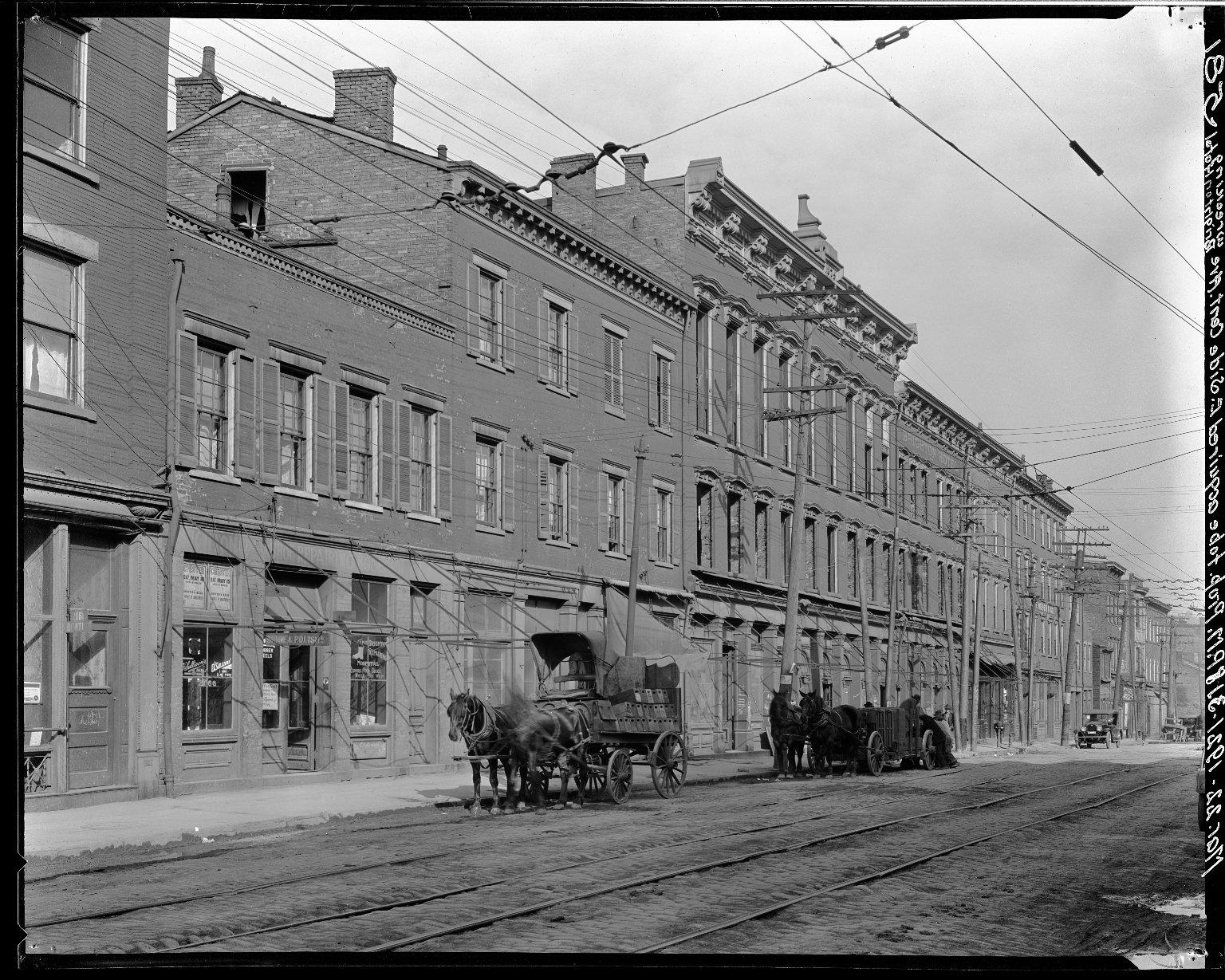 Rapid Transit Photographs -- Box 15, Folder 05 (March 22, 1921 - March 25, 1921) -- negative, 1921-03-25, 3:18 P.M.