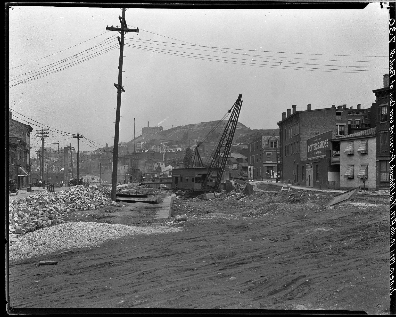 Rapid Transit Photographs -- Box 15, Folder 29 (June 10, 1921) -- negative, 1921-06-10, 10:56 A.M.