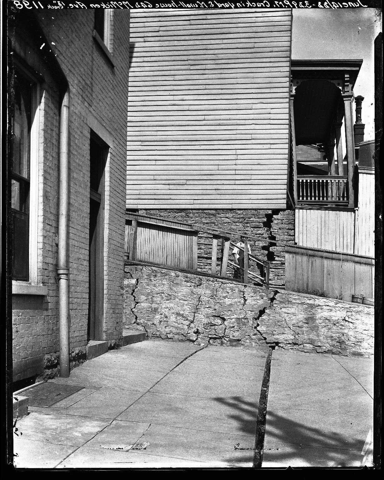 Rapid Transit Photographs -- Box 17, Folder 18 (June 14, 1922) -- negative, 1922-06-14, 3:29 P.M.