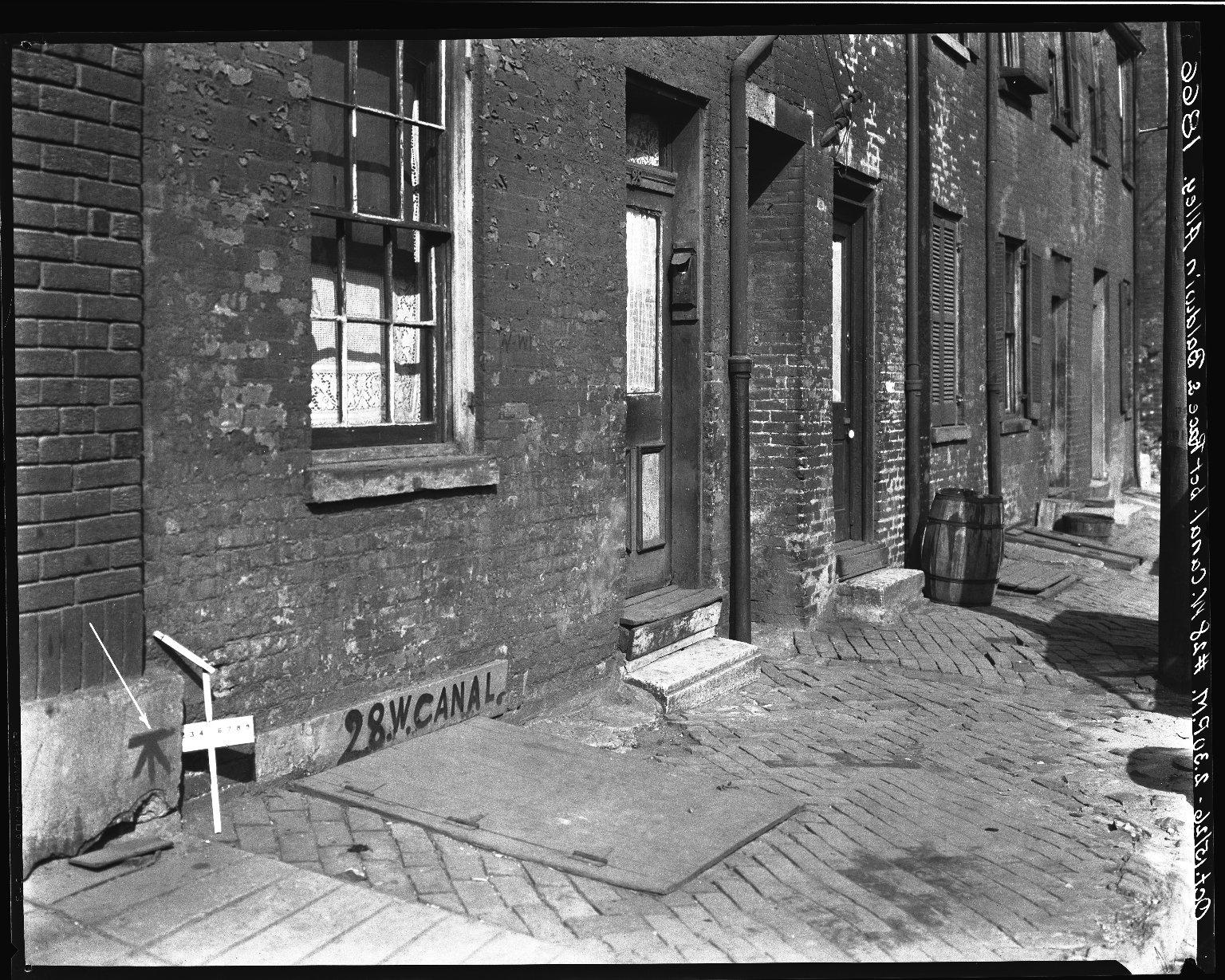 Rapid Transit Photographs -- Box 18, Folder 43 (October 14, 1926 - October 15, 1926) -- negative, 1926-10-15, 2:30 P.M.
