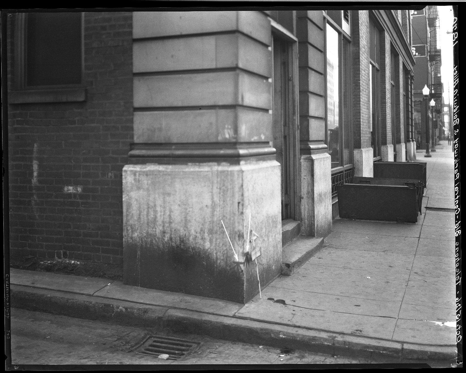 Rapid Transit Photographs -- Box 18, Folder 44 (October 15, 1926) -- negative, 1926-10-15