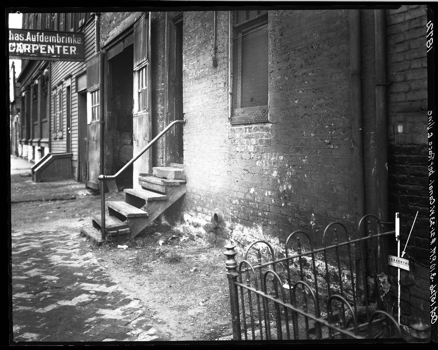 Rapid Transit Photographs -- Box 18, Folder 44 (October 15, 1926) -- negative, 1926-10-15, 3:10 P.M.