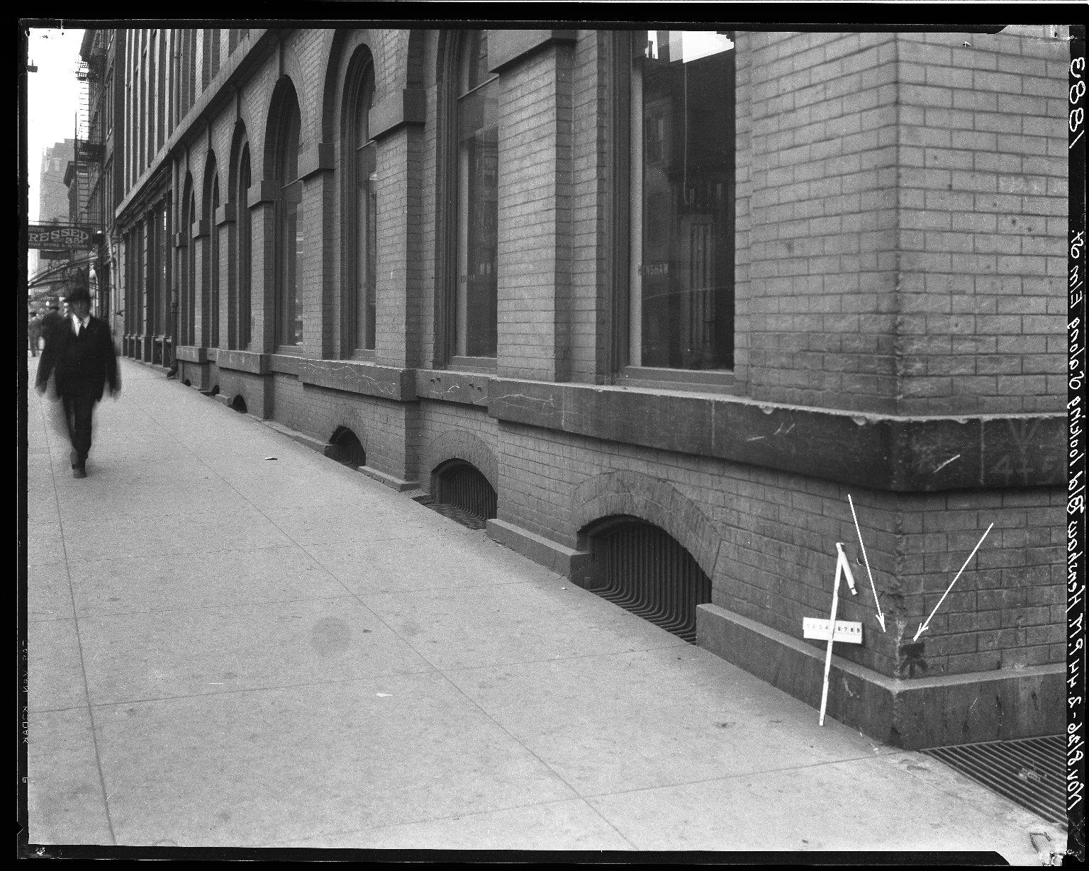 Rapid Transit Photographs -- Box 19, Folder 01 (November 8, 1926) -- negative, 1926-11-08, 2:44 P.M.