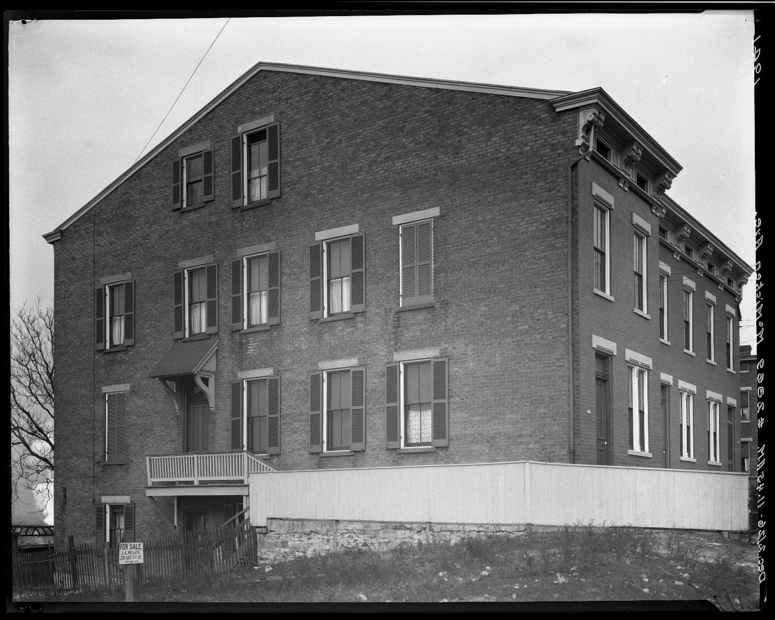 Rapid Transit Photographs -- Box 19, Folder 11 (December 2, 1926) -- negative, 1926-12-02, 11:45 A.M.