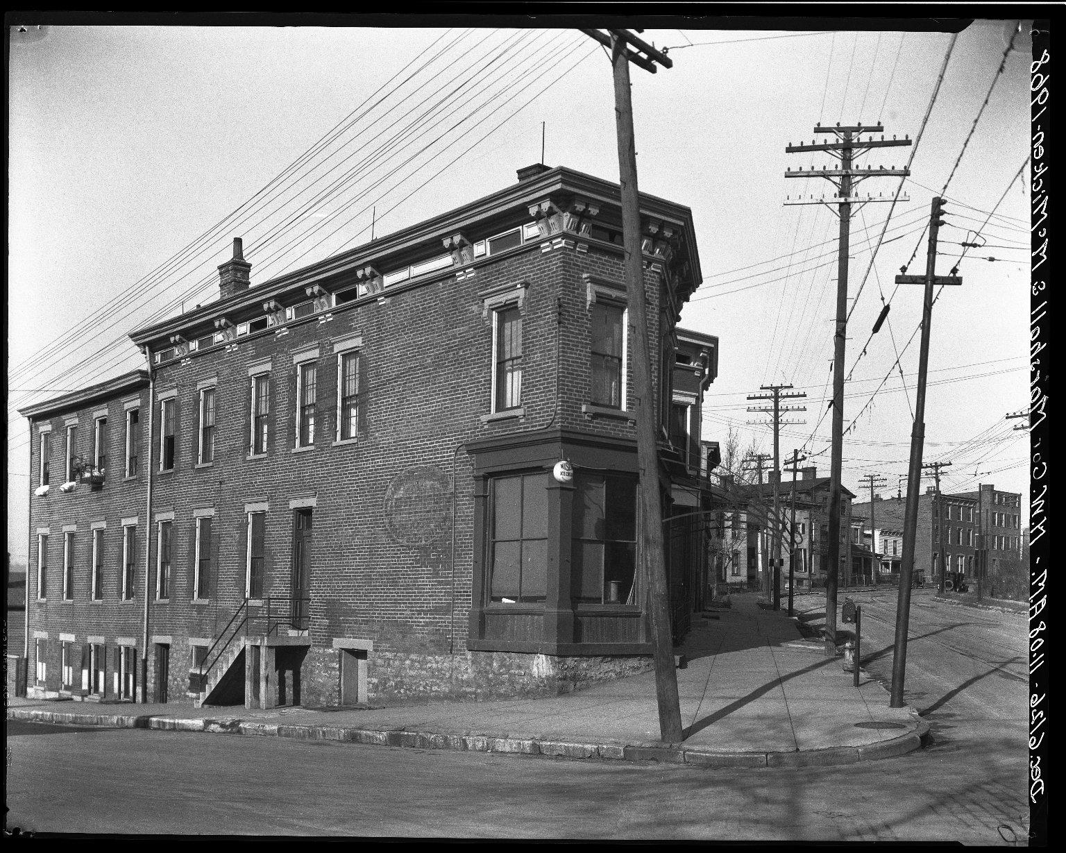 Rapid Transit Photographs -- Box 19, Folder 15 (December 6, 1926) -- negative, 1926-12-06, 11:08 A.M.