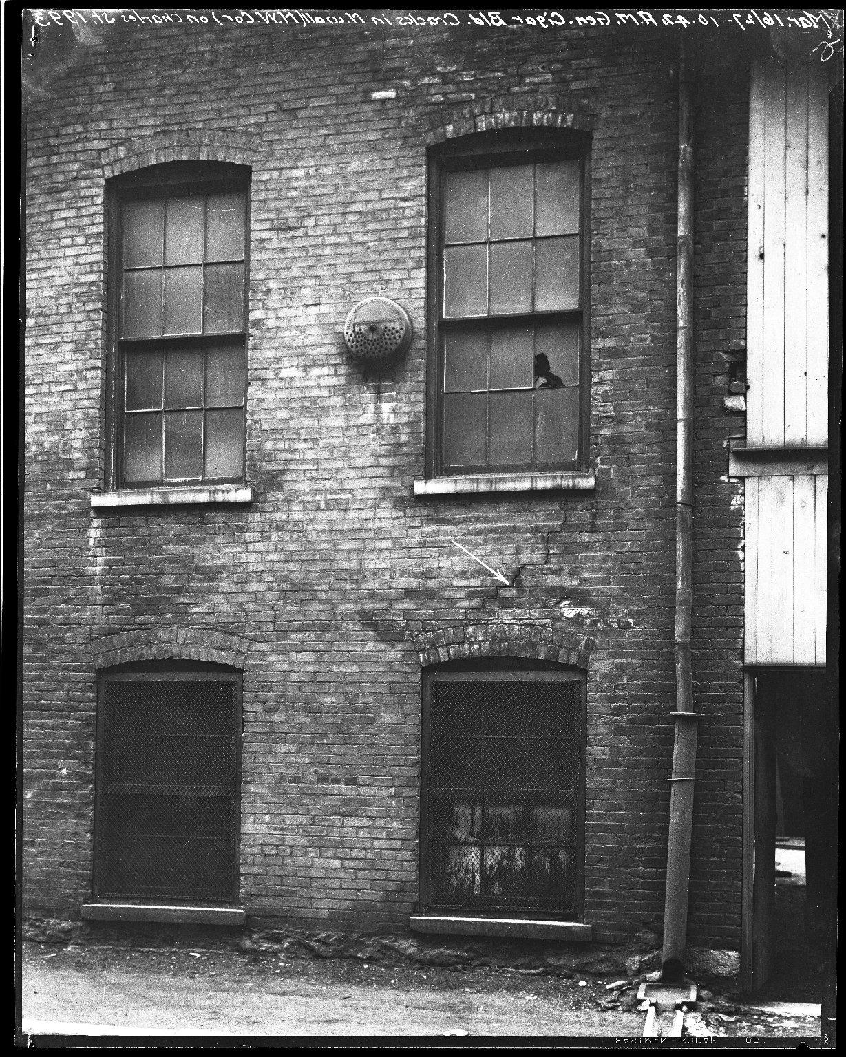 Rapid Transit Photographs -- Box 19, Folder 20 (March 16, 1927) -- negative, 1927-03-16, 10:42 A.M.