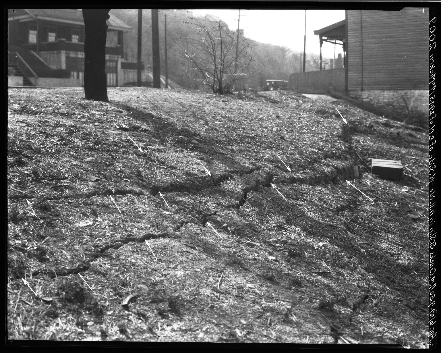 Rapid Transit Photographs -- Box 19, Folder 22 (April 5, 1927 - April 6, 1927) -- negative, 1927-04-06, 9:50 A.M.