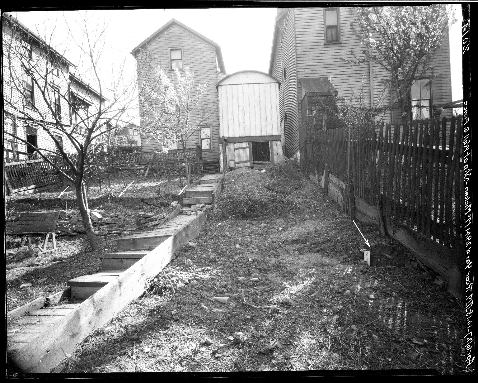 Rapid Transit Photographs -- Box 19, Folder 23 (April 6, 1927) -- negative, 1927-04-06, 10:18 A.M.