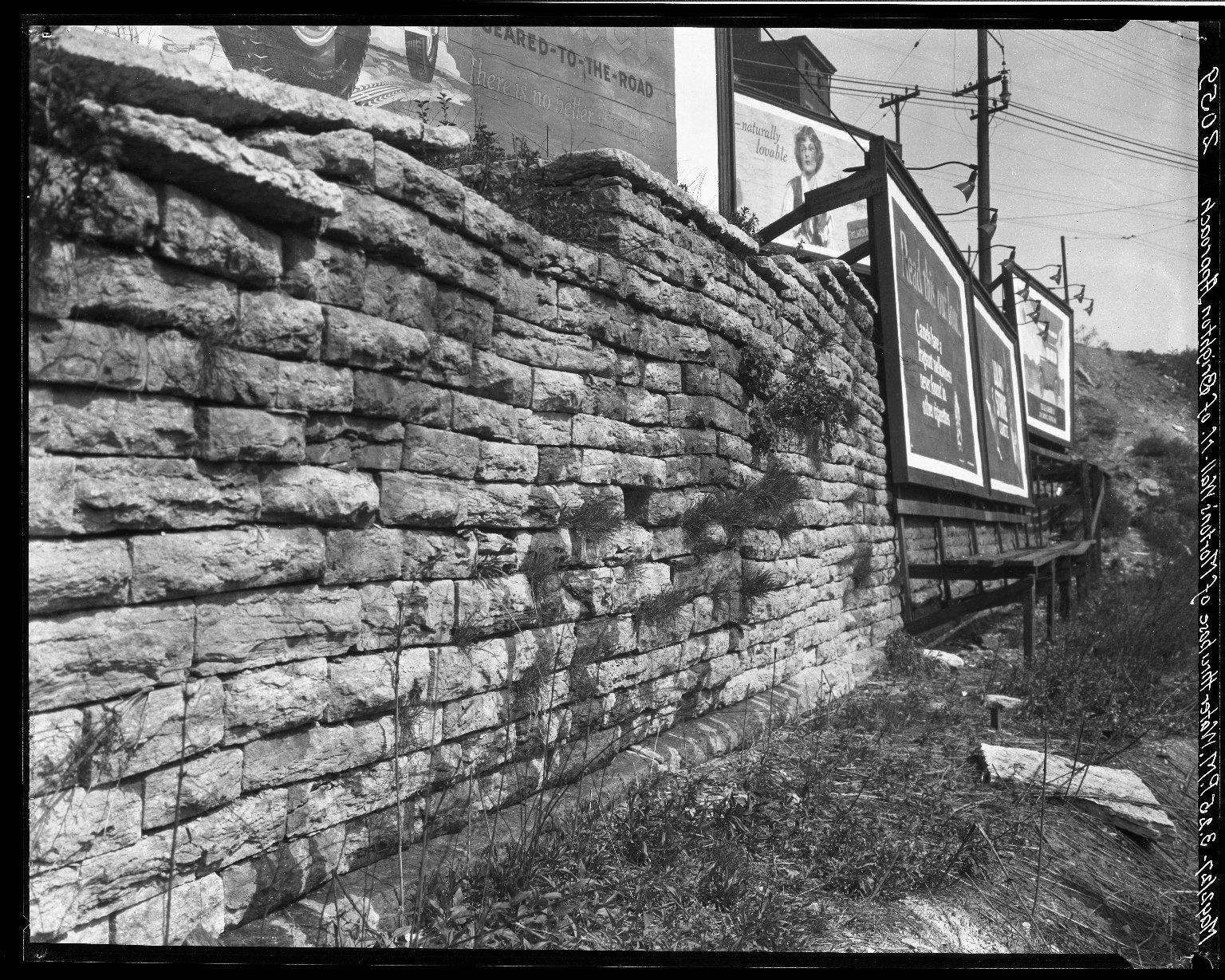 Rapid Transit Photographs -- Box 19, Folder 30 (May 2, 1927) -- negative, 1927-05-02, 3:25 P.M.