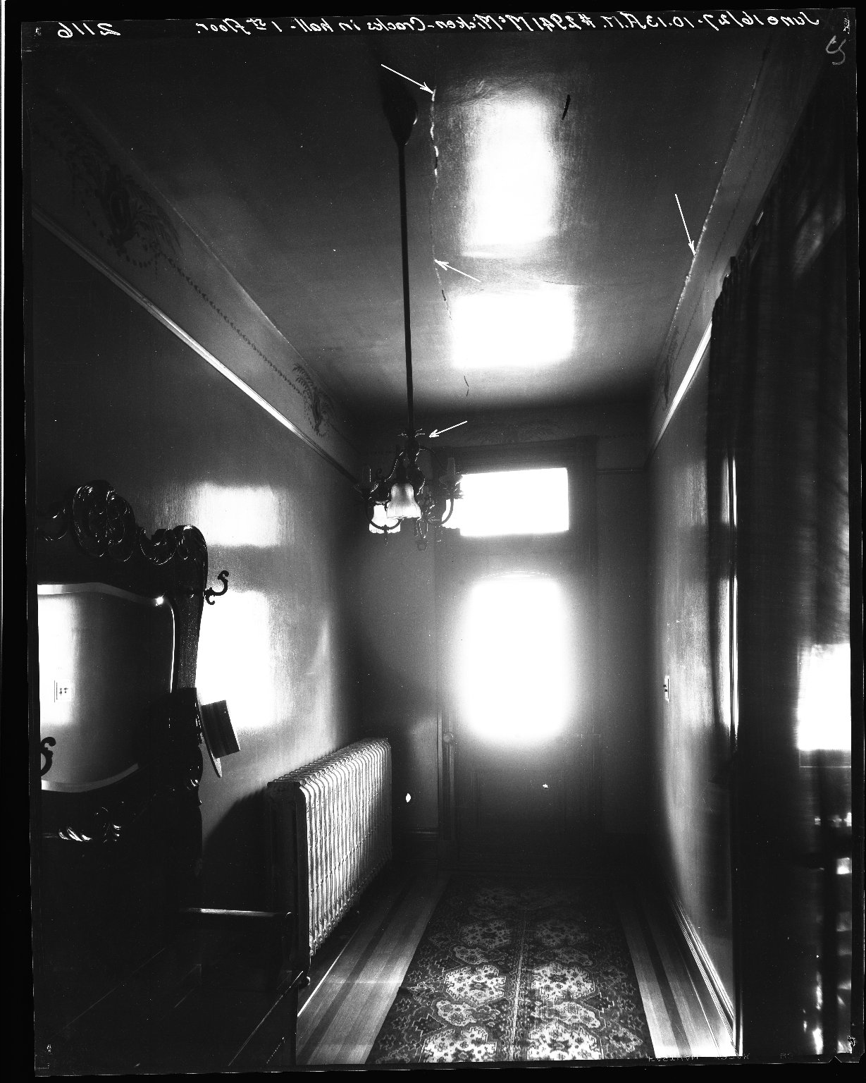 Rapid Transit Photographs -- Box 19, Folder 38 (June 15, 1927 - June 16, 1927) -- negative, 1927-06-16, 10:13 A.M.