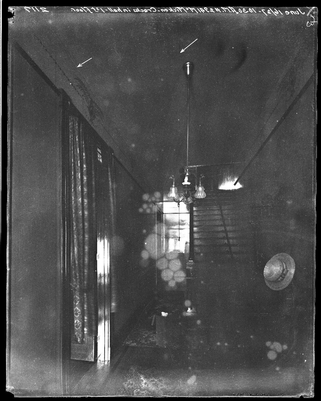 Rapid Transit Photographs -- Box 19, Folder 38 (June 15, 1927 - June 16, 1927) -- negative, 1927-06-16, 10:30 A.M.