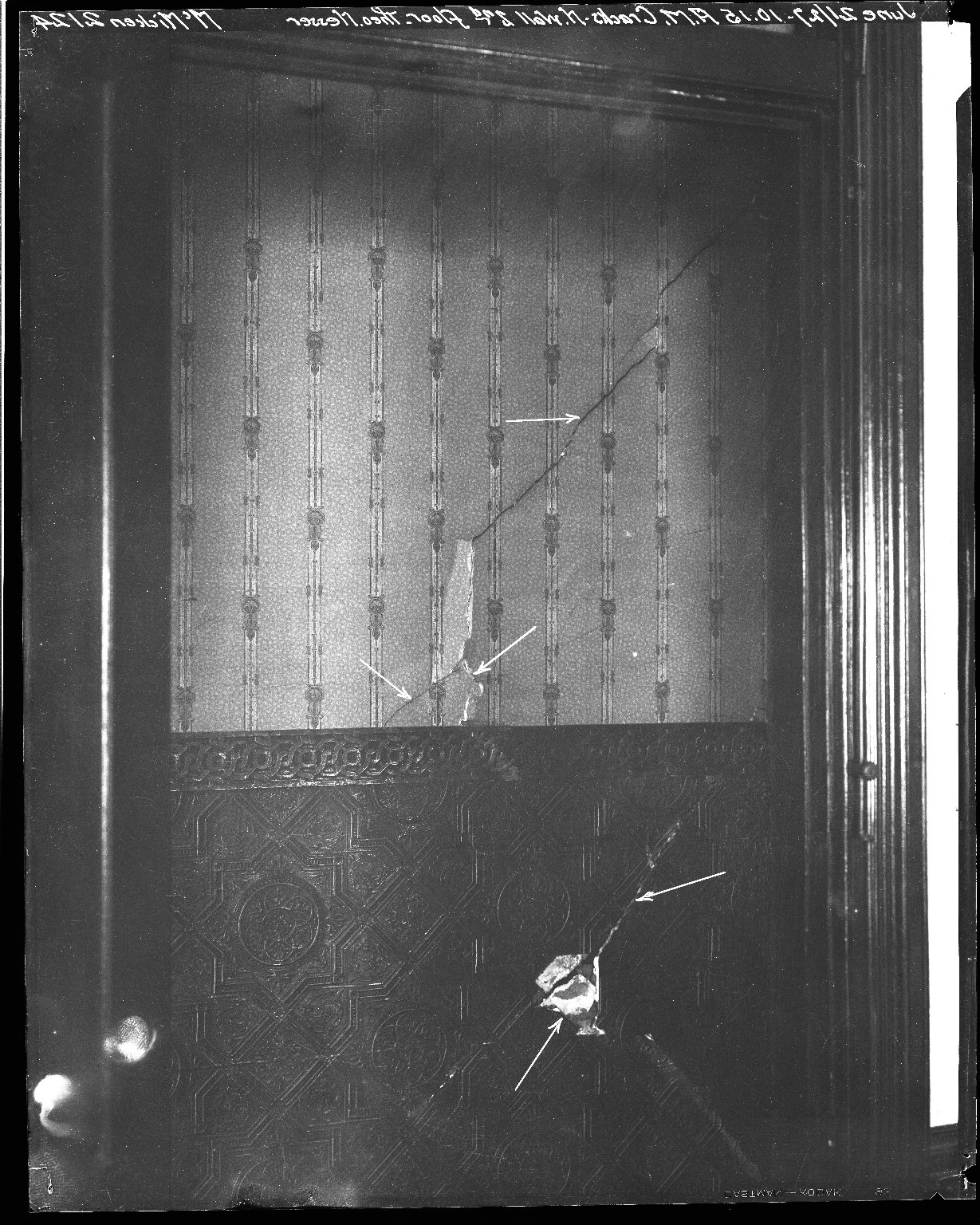 Rapid Transit Photographs -- Box 19, Folder 40 (June 21, 1927 - June 24, 1927) -- negative, 1927-06-21, 10:15 A.M.