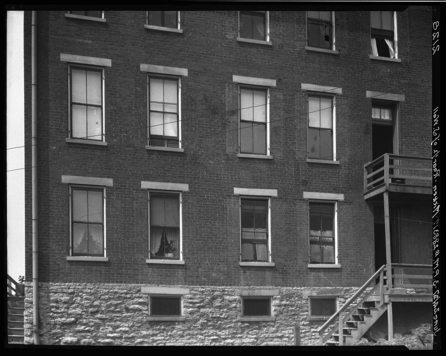Rapid Transit Photographs -- Box 19, Folder 40 (June 21, 1927 - June 24, 1927) -- negative, 1927-06-24, 3:00 P.M.