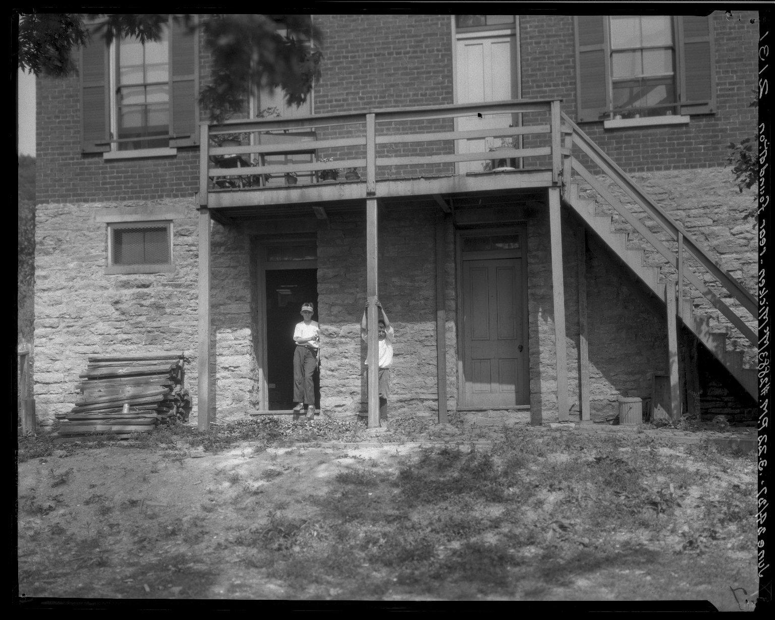 Rapid Transit Photographs -- Box 19, Folder 41 (June 24, 1927 - June 25, 1927) -- negative, 1927-06-24, 3:22 P.M.
