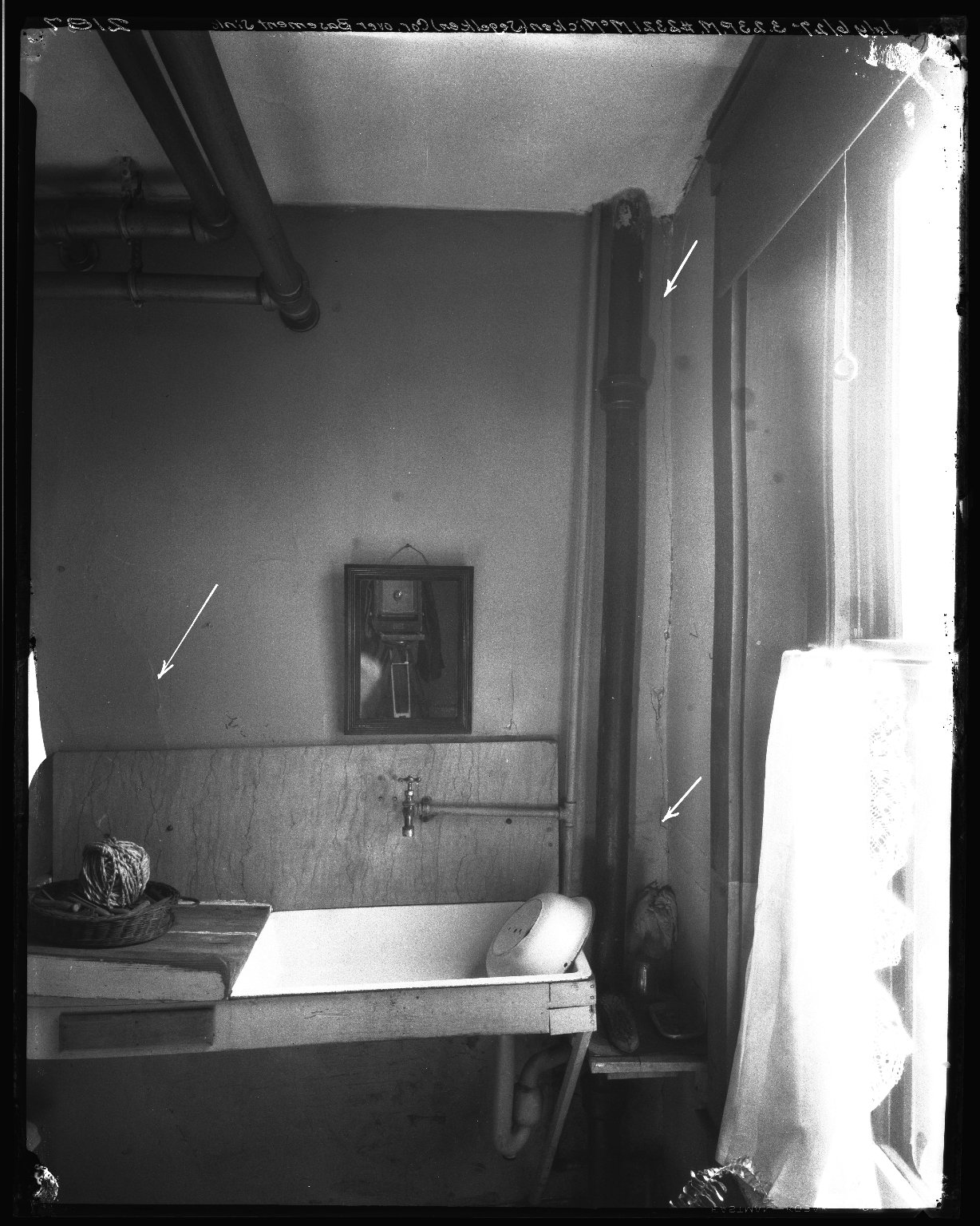 Rapid Transit Photographs -- Box 20, Folder 04 (July 6, 1927 - July 7, 1927) -- negative, 1927-07-06, 3:23 P.M.