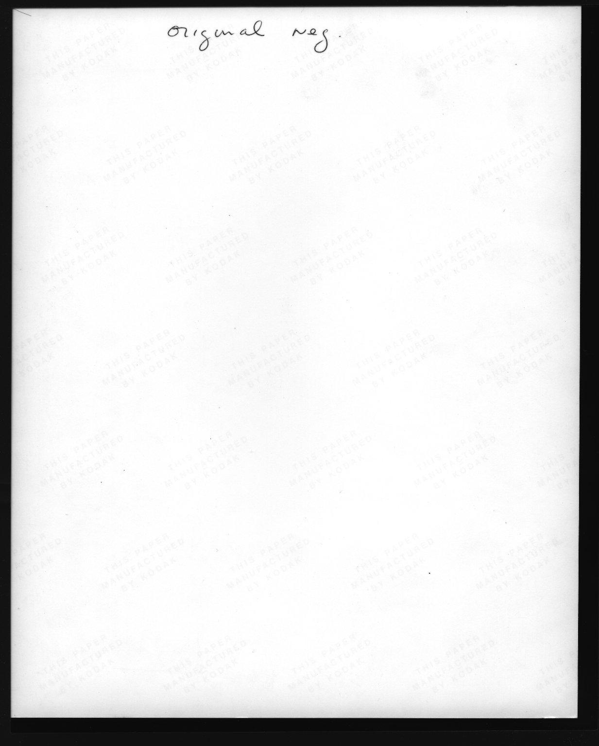 Street Improvement Photographs -- Box 23, Folder 22 (Fifth Street) -- print, 1928 (back of photograph)