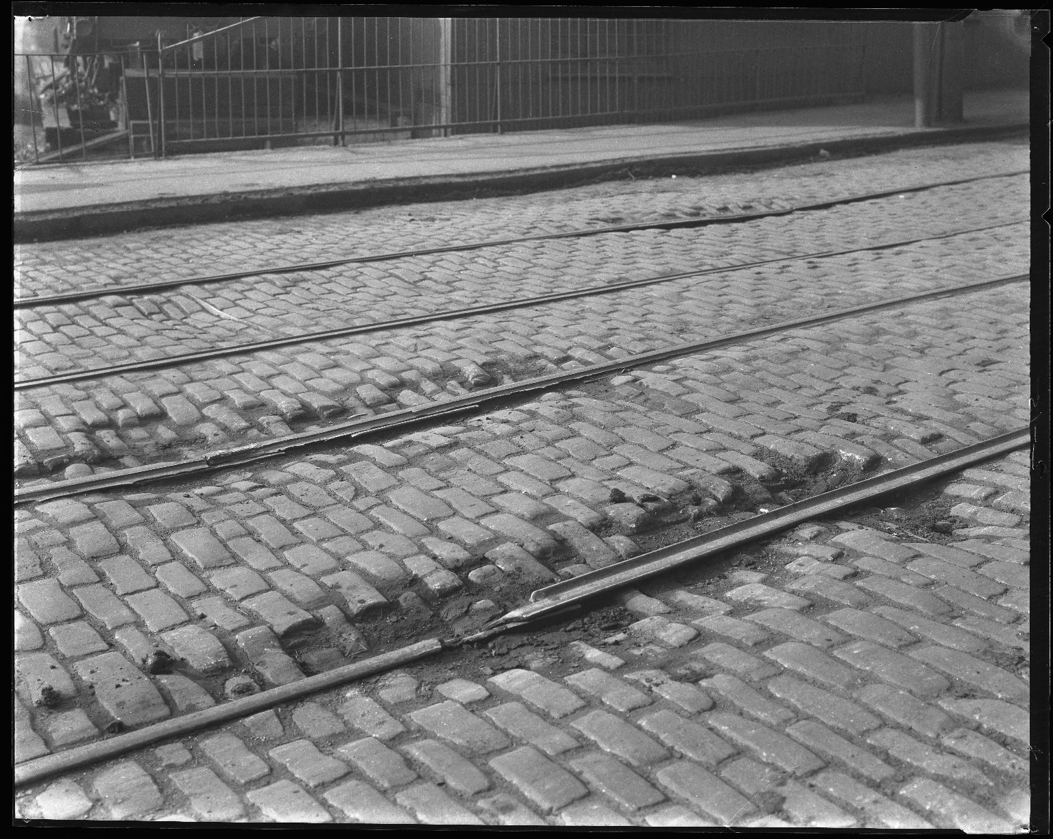 Miscellaneous Photographs -- Box 54, Folder 06 (Cincinnati Traction Company) -- negative, 1925