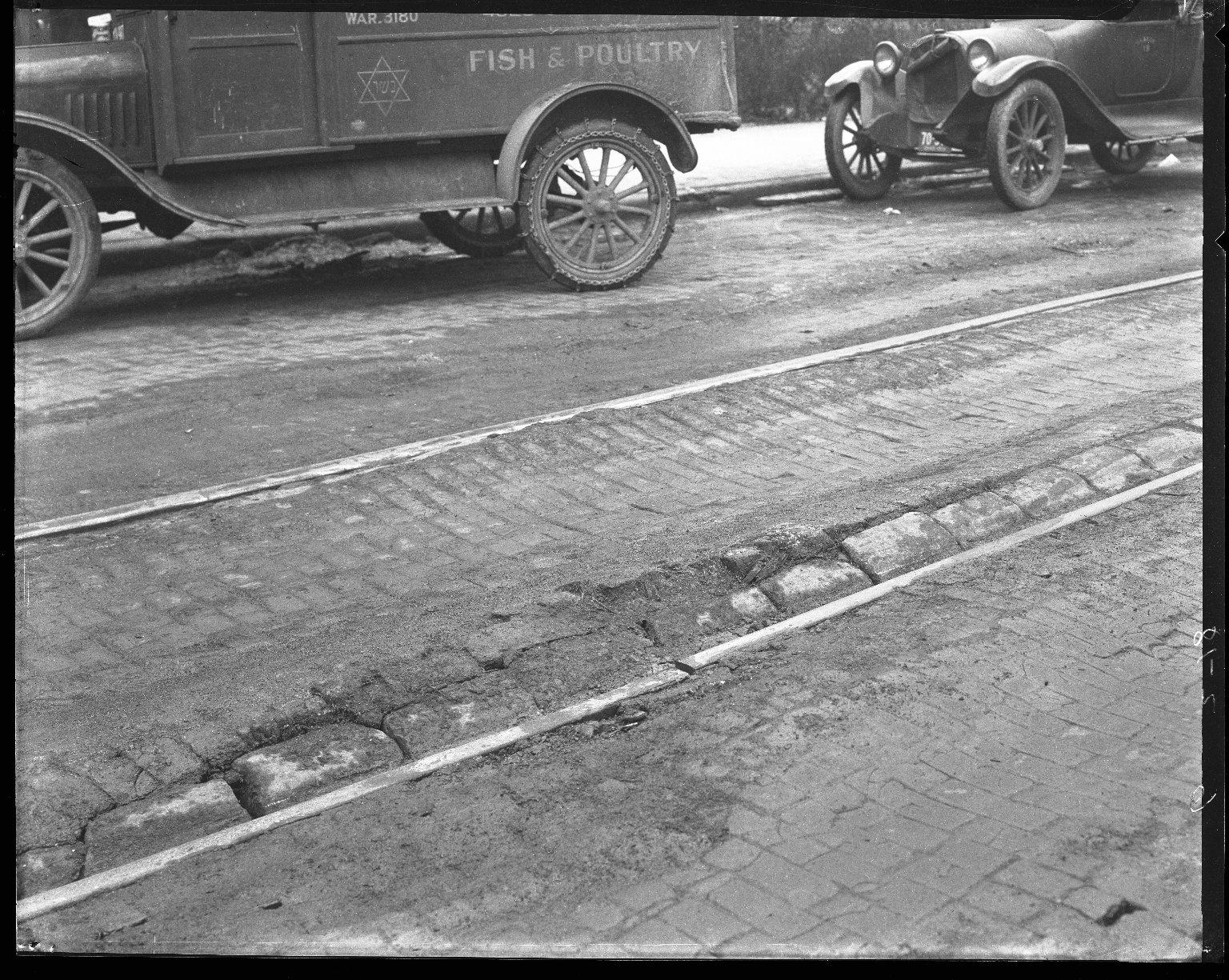 Miscellaneous Photographs -- Box 54, Folder 08 (Cincinnati Traction Company) -- negative, 1925