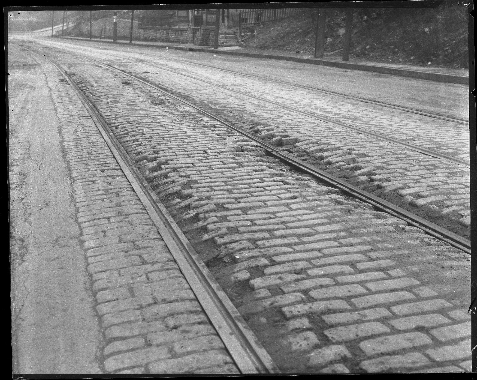 Miscellaneous Photographs -- Box 54, Folder 09 (Cincinnati Traction Company) -- negative, 1925