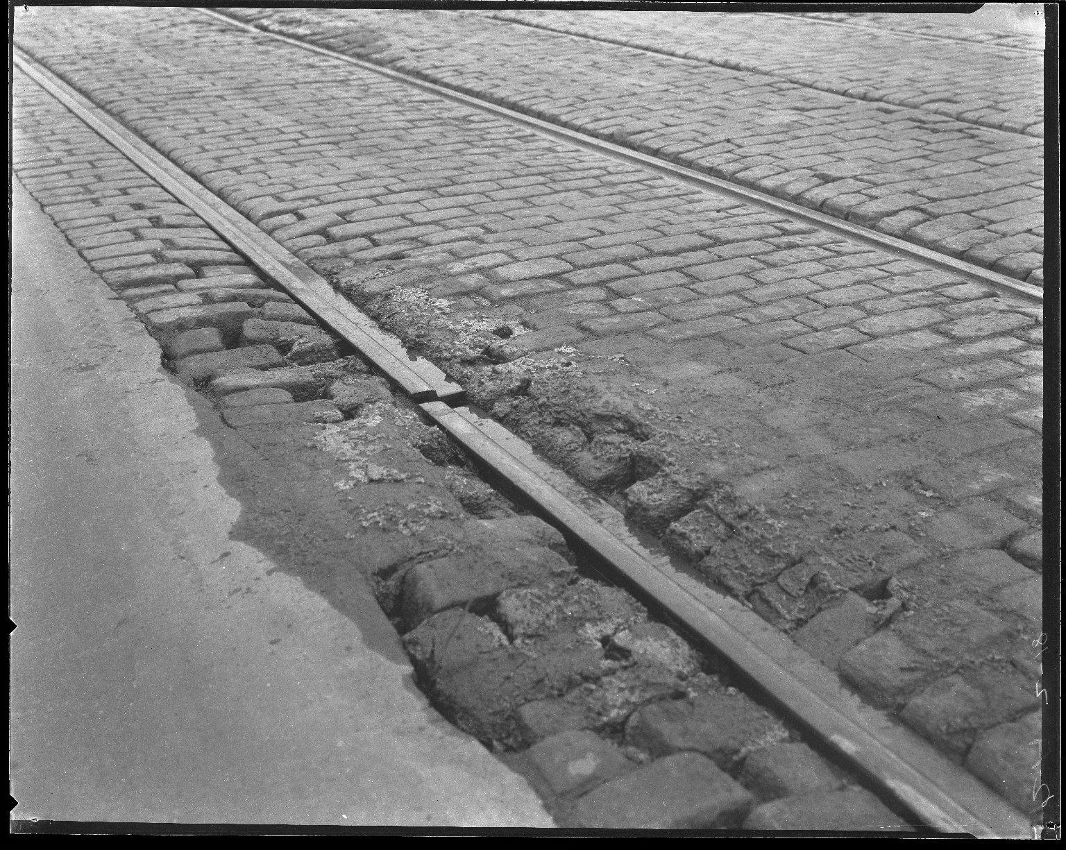 Miscellaneous Photographs -- Box 54, Folder 09 (Cincinnati Traction Company) -- negative, 1925