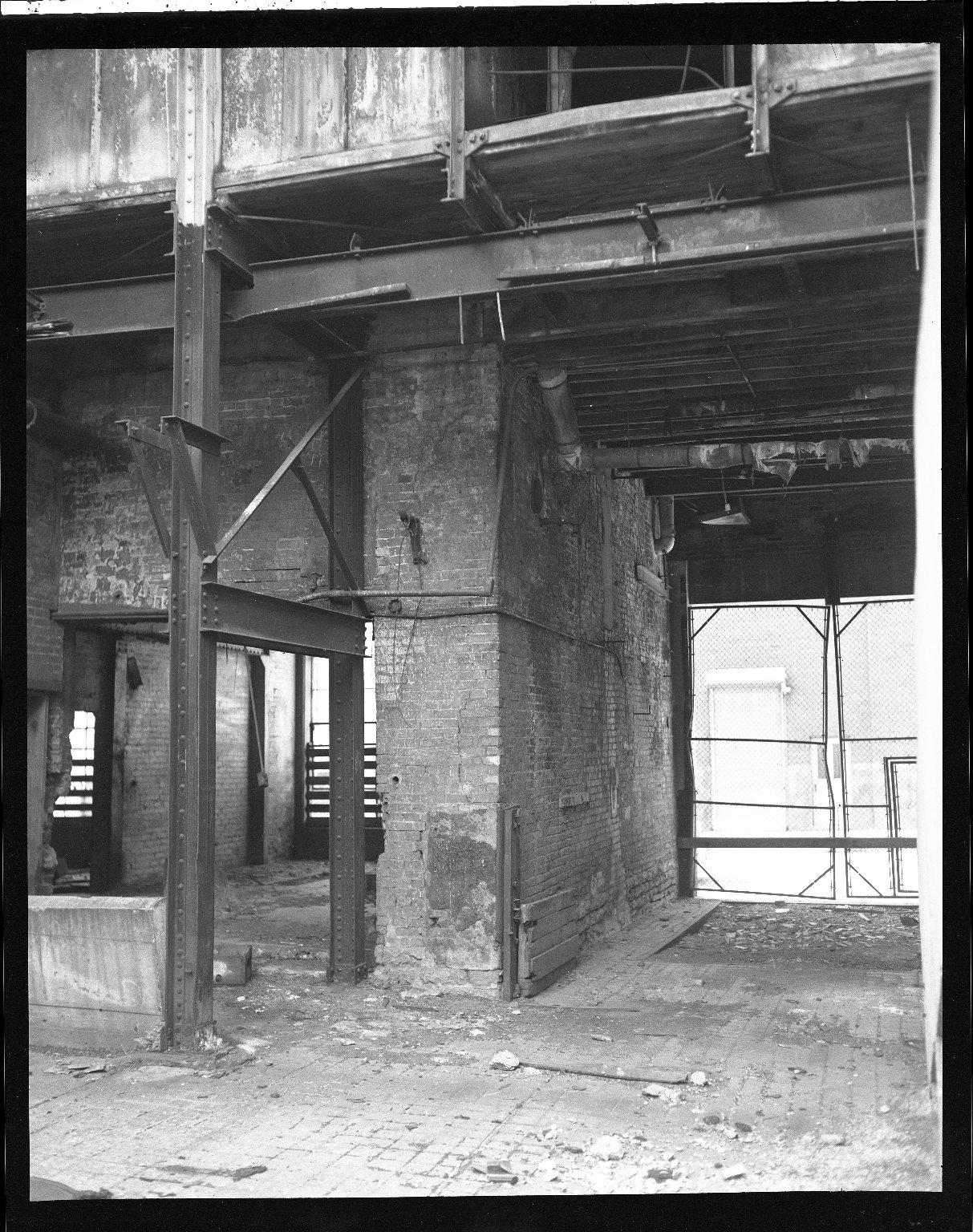 Miscellaneous Photographs -- Box 54, Folder 35 (Schroth Packing House Sidney Brant) -- negative, 1955