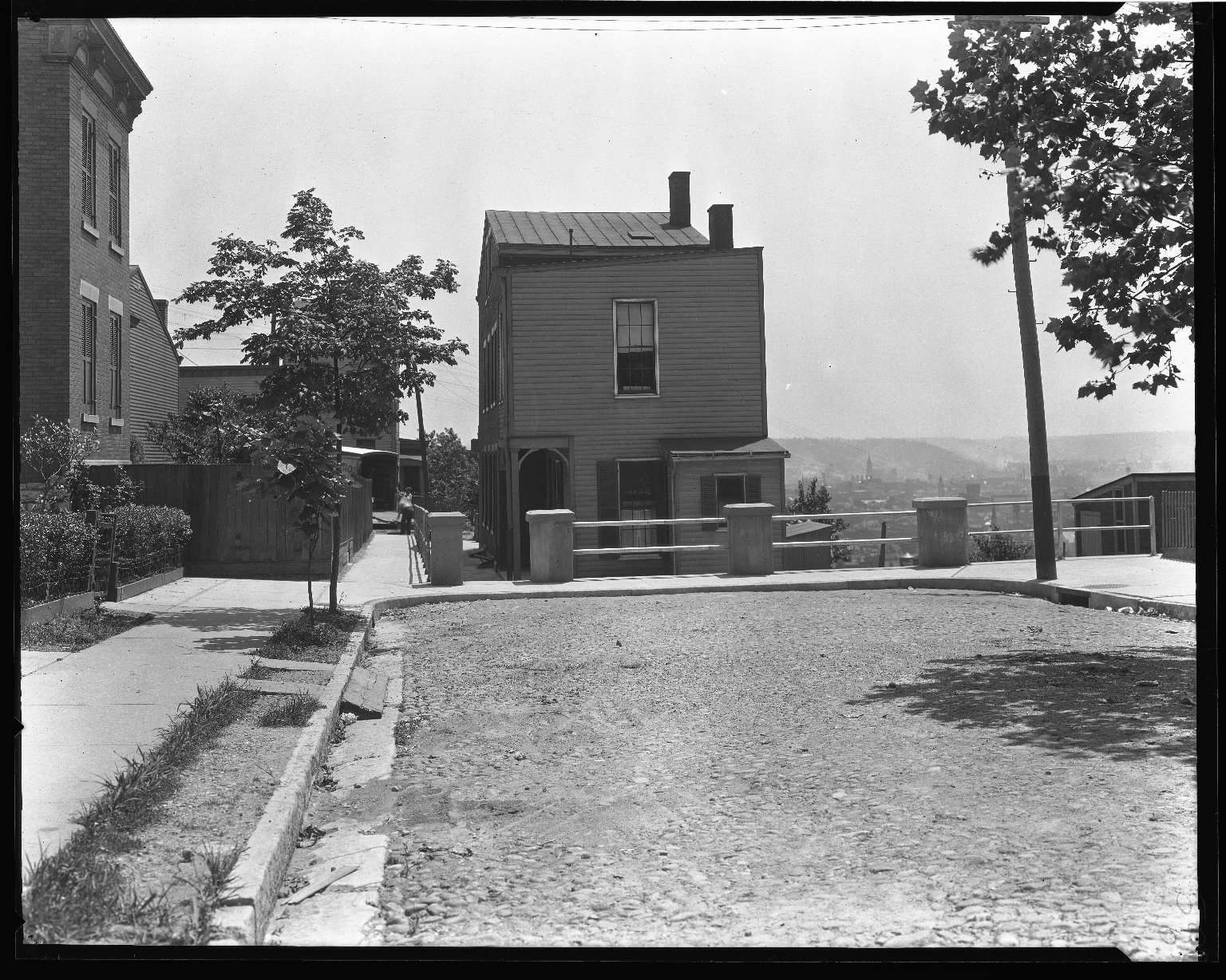 Miscellaneous Photographs -- Box 54, Folder 49 (Unknown) -- negative, 1928