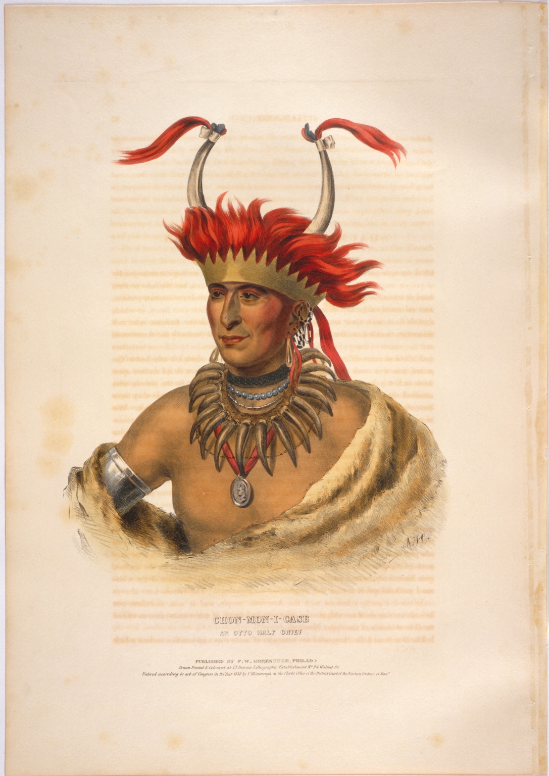 Chon-mon-i-case, an Otto half chief