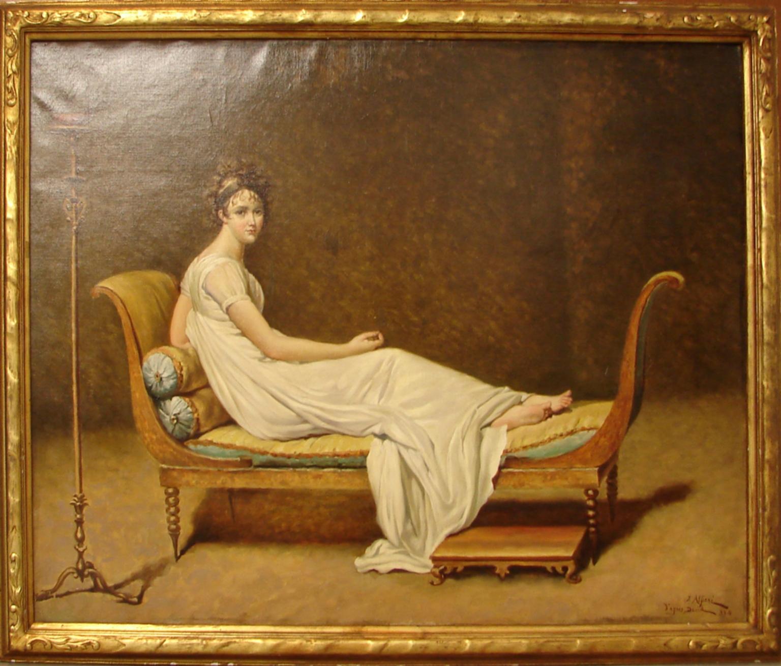 Madame Recamier