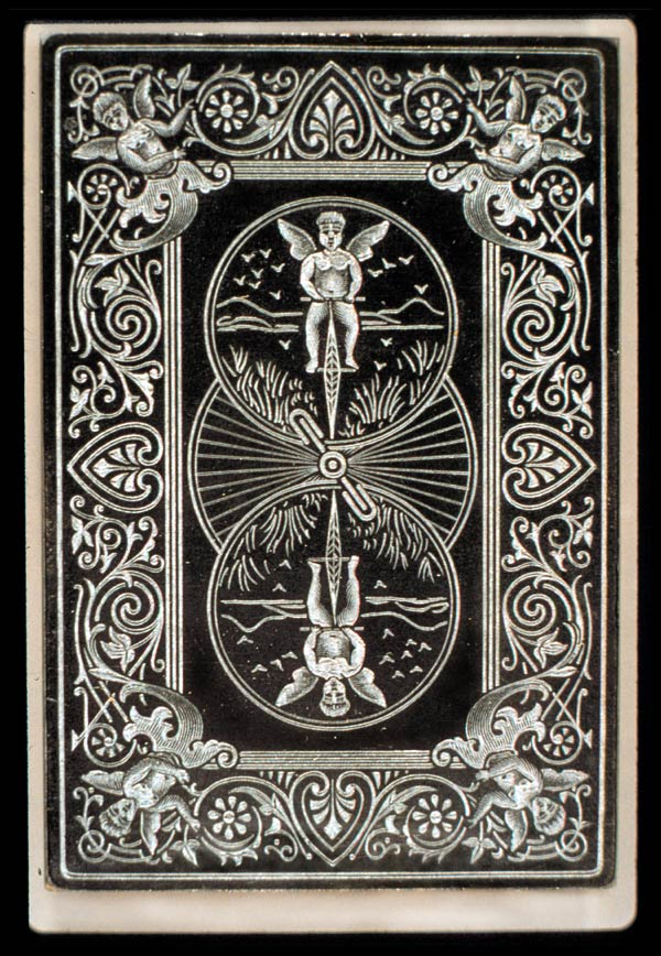 Back > Gallery For > Bicycle Playing Card Back
