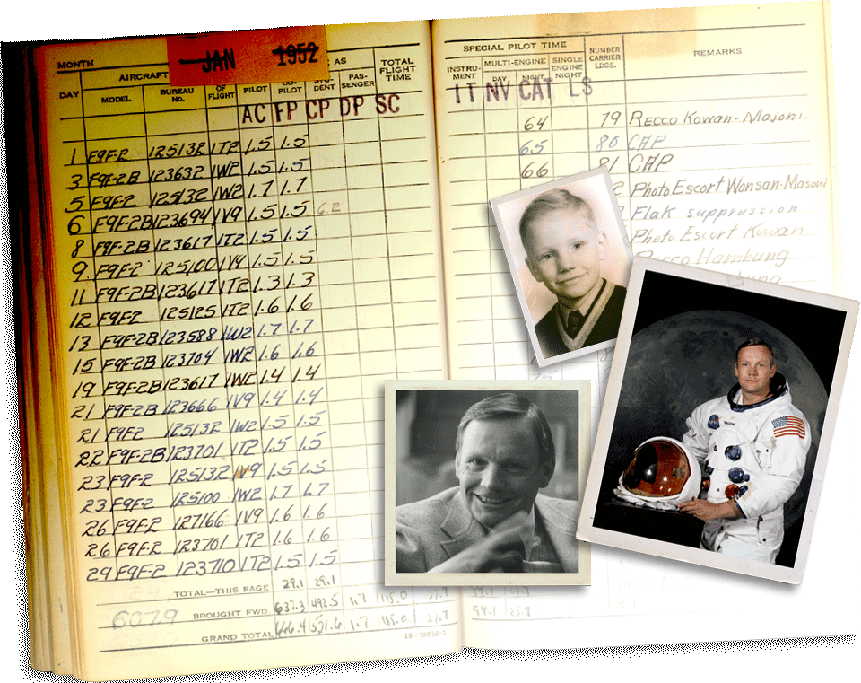 astronaut neil armstrong book - photo #12