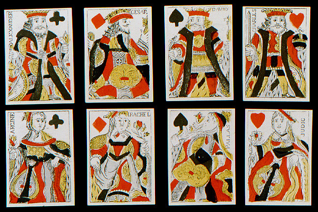promotion through playing cards a preview
