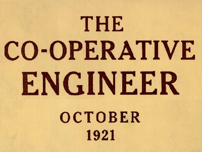 Cooperative Engineer (1921-1975)