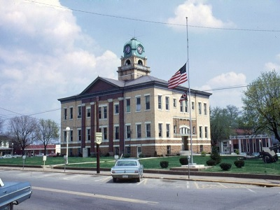 The Robert A. Deshon Courthouses Collection