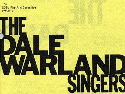Dale Warland Singers Concert Program Archive