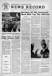 The News Record. Oct. 08, 1968